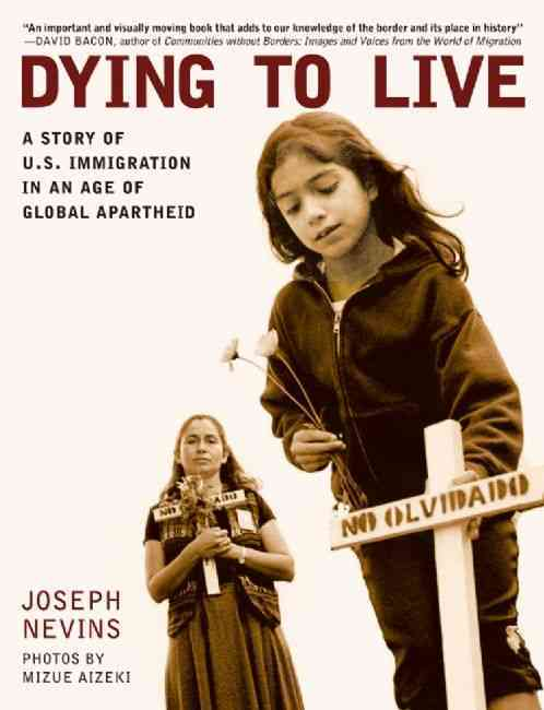 Dying to Live By Nevins, Joseph/ Aizeki, Mizue (PHT)
